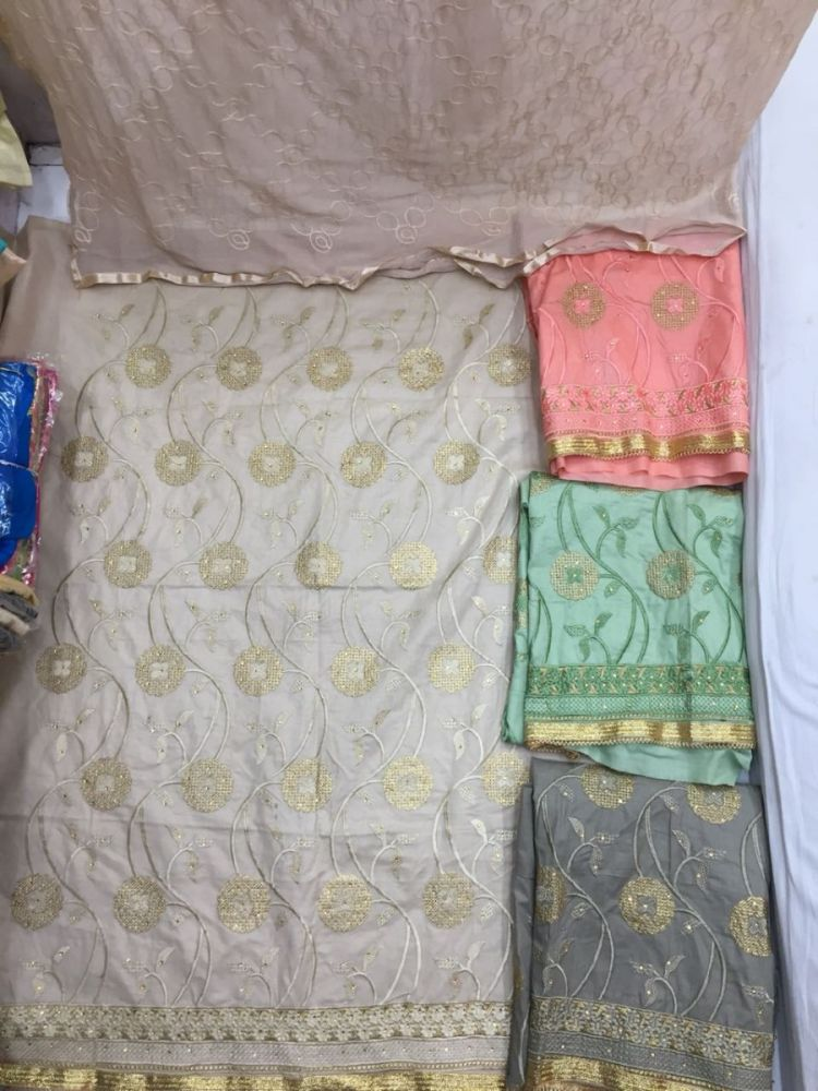DUPATTA AND TOP WORK 36