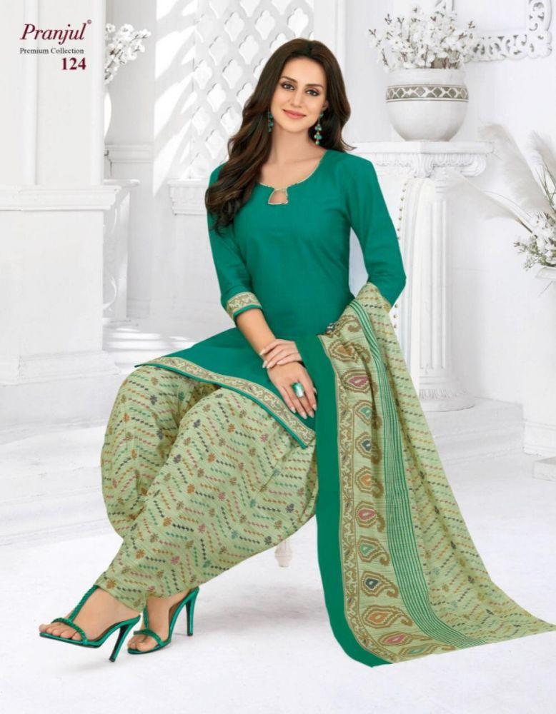 Pranjul Premium Collection Patiyala Special Stitched