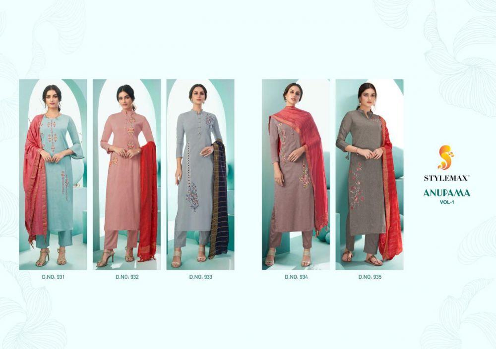Stylemax Anupama Vol 1