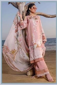Agha Noor Vol 5 Luxury Lawn Collection with Open Image