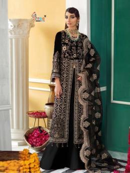 Shree Fabs Nureh Velvet Collection