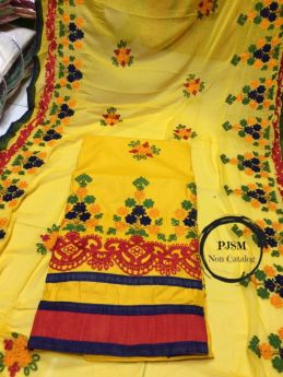 DUPATTA AND TOP WORK 11