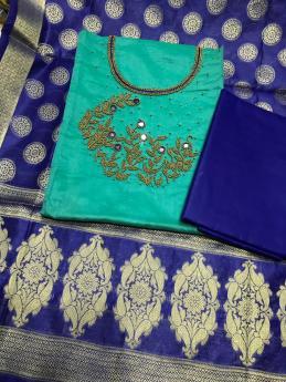 Banarasi Handwork 13