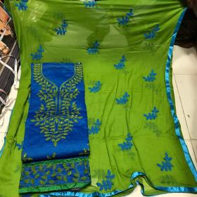 DUPATTA AND TOP WORK 65