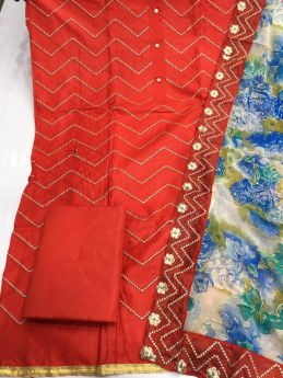 DUPATTA AND TOP WORK 38