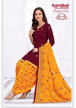 Rajasthan Pari Patiyala Vol 8 Stitched