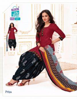 MCM Priya Vol 9 Stitched