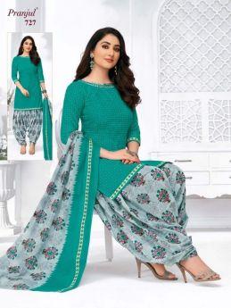 Shree Ganesh Pranjul Priyanka Vol 7 Stitched