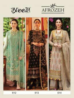 Noor Afrozeh Premium Collection