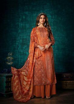 Belliza Royal Bandhej Pashmina