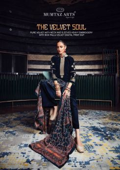 Mumtaz Arts THE VELVET SOUL Vol 4