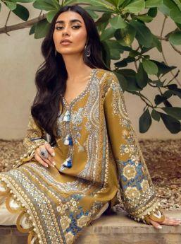 Shree Fabs Sana Safinaz Winter Collection Vol 2