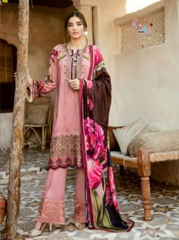 Shree Fabs Firdous Winter Collection Pashmina