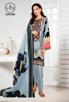 Afifa Karachi Cotton