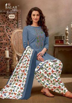 Balaji Cotton Rasberry Patiyala Vol 6