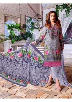Gul Ahmed Vol 9 Lawn Collection