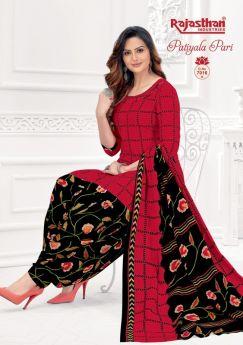 Rajasthan Pari Patiyala Vol 7 C Stitched - L