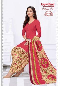 Rajasthan Pari Patiyala Vol 8 B Stitched XL