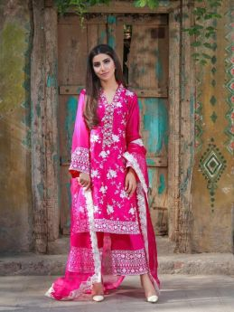 Rawayat Zaha Lawn Collection with Open Image