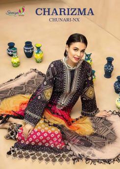 Saniya Charizma Chunari NX with Open Image