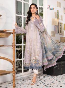 Shree Fabs Mariya B M Print Vol 9 Cotton Dupatta