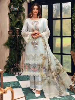 Shree Fabs Sobia Nazir Lawn Collection Vol 3 with Open Image