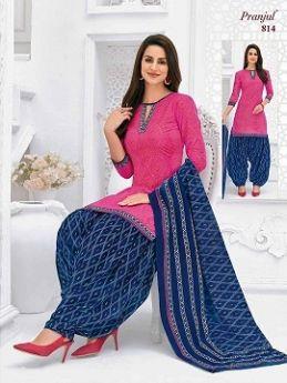 Shree Ganesh Pranjul Priyanka Vol 8 Stitched-XL